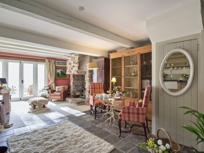 Dartmoor boutique cottage for two | Hatchwell Lodge