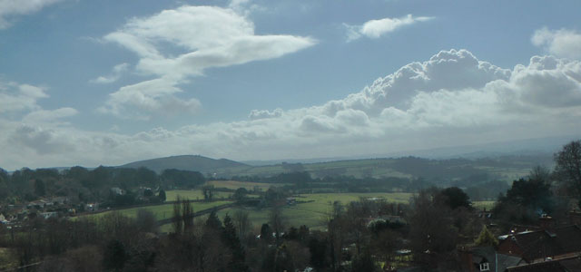 dorset gold hill shaftesbury holiday cottage with best view