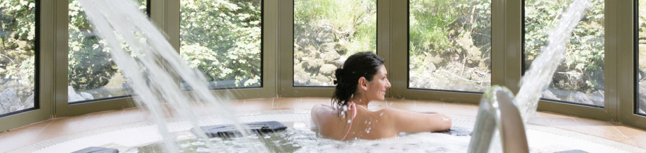 The most romantic hotels and holiday cottages for couples for Romantic spa weekends for couples
