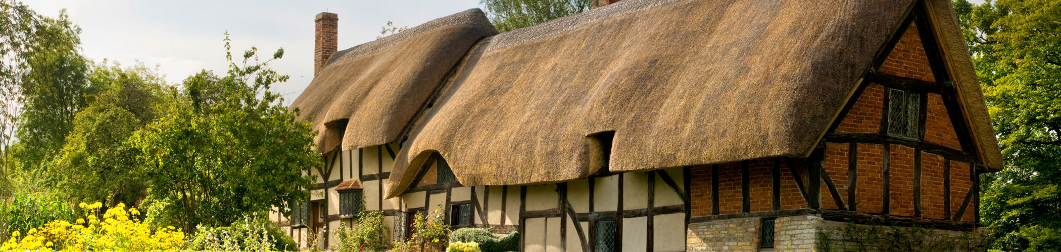 Warwickshire romantic holiday cottages and breaks
