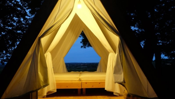 The most romantic glamping breaks in the UK (and abroad)