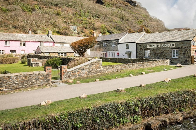 Harbourside Cottage, Boscastle