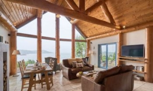 Ardnamurchan Romantic Luxury Cottage for Couples | Brightwater Lodge