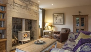 Romantic Cottage for Couples Warkworth Northumberland | Lane End