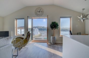 Woodbridge Luxury Penthouse for Couples in Suffolk