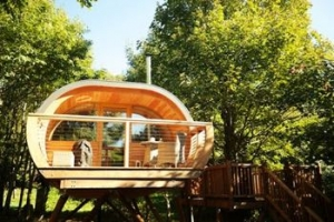 Devon Romantic Treehouse for couples | The Hideaway