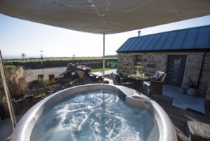 Cornwall Luxury Hot Tub Honeymoon Cottage near Penzance | Finger's Point