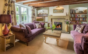 Romantic Cottage for couples County Durham Teesdale Barnard Castle | Church Cottage