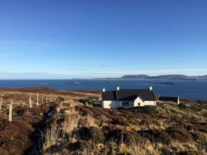 Isle of Skye Romantic Cottage for couples Scotland | Creagach