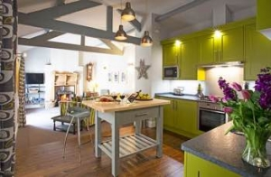 Romantic Northumberland pet friendly cottage Corbridge Hexham | Orchard House Barn
