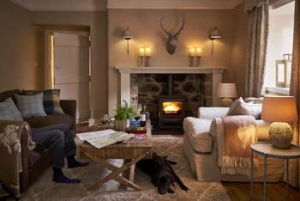 Luxury Highland Retreat - Rothiemurchus Boat House Aviemore Cairngorms