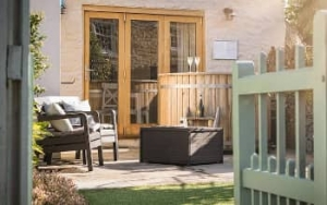 pet friendly hot tub cottage richmond yorkshire