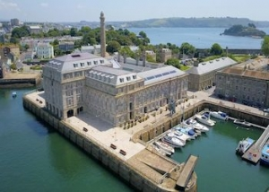 luxury apartment royal william yard plymouth devon