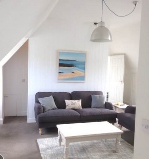 Devon Romantic Getaway with roof terrace by the beach | Constance