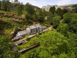 lake district romantic cottage for couples