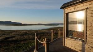 Skye Romantic Cottage for Couples Scotland | Waterside Cabin