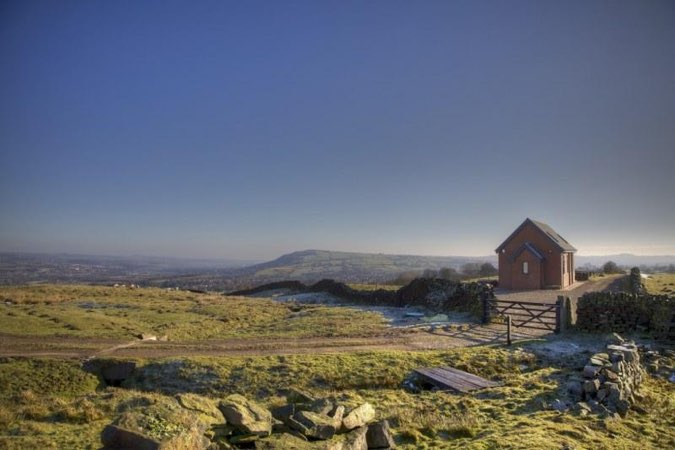 The Pump House | A luxury hot tub cottage in Ilkley, Yorkshire