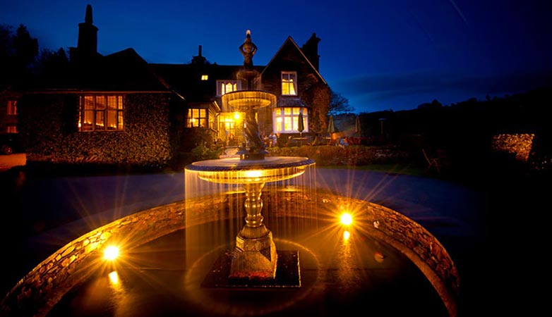 Broadoaks Country House Romantic Room