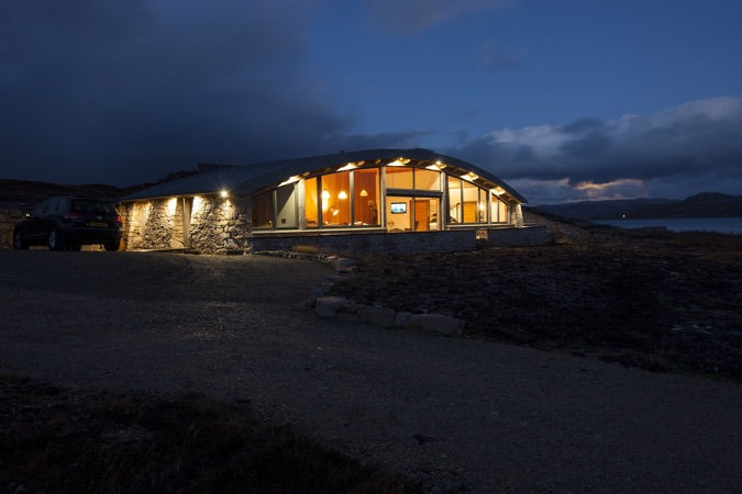 The Shore Cottage, Durness near Cape Wrath
