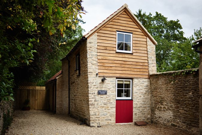 The Coach House at the Rookery, Malmesbury