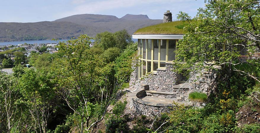 Luxury Highland Retreats For Two Treetop House Ullapool