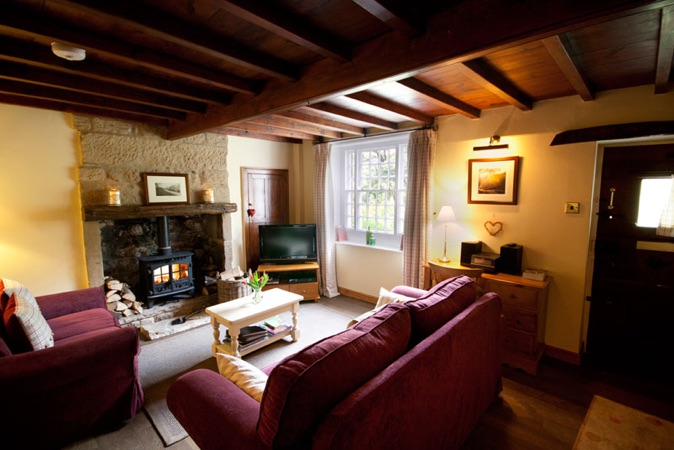 Yorkshire Dales Holiday Cottages for Couples | Bewerley Hall Cottage