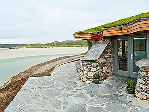 Boutique Holiday Cottage Lewis Outer Hebrides Beach Bay