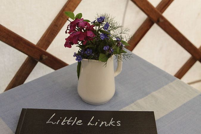 Little Links Yurt, Dartmoor