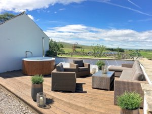 Lake District Hot Tub Cottage Eden Valley | Angel Barn