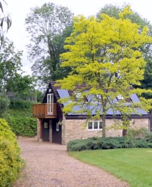 Romantic Cottage Bath Somerset | Friary Coach House