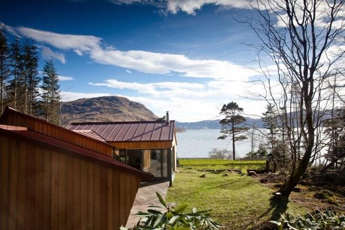 Knoydart Boutique Honeymoon Cottage Scottish Highlands