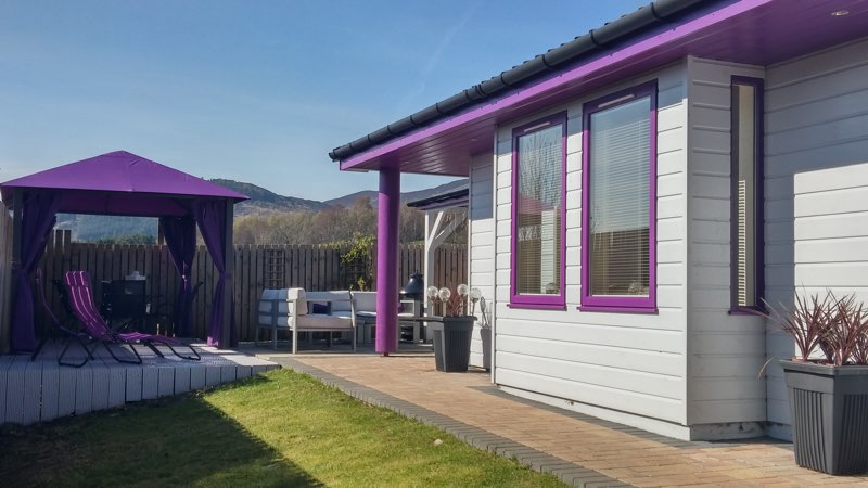 The Retreat Cabin, Pitlochry