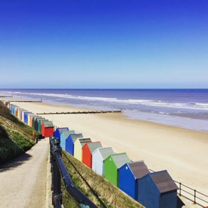 Norfolk Romantic Cottage near the Beach | Stones Throw Cottage Mundesley