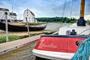 Romantic Barge for Couples Woodbridge Suffolk